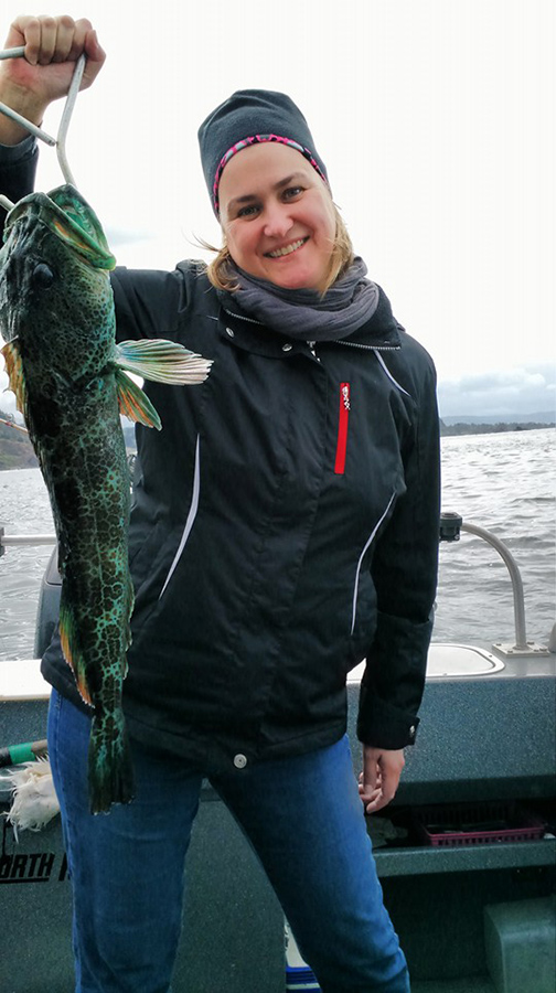 Salmon, Halibut, Crab, Rockcod, Lingcod Fishing Charters