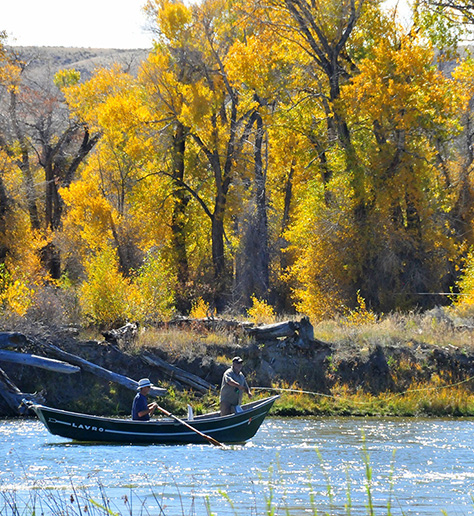 Reno Nevada - Salmon and Steelhead Fishing Guide Service